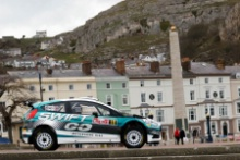 2018 Dayinsure Wales Rally GB reveal Llandudno