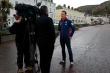 2018 Dayinsure Wales Rally GB reveal Llandudno - Seb Marshall
