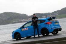 2018 Dayinsure Wales Rally GB reveal Llandudno - Elfyn Evans