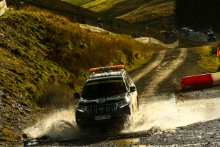 Wales Rally GB Safety Car