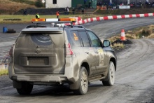 Toyota on Wales Rally GB