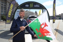 2019 Wales Rally GB Liverpool Launch