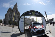 WRC, Wales Rally GB Liverpool Launch