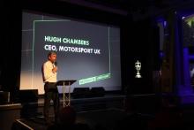 2019 Wales Rally GB Liverpool LaunchHugh Chambers