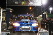 Chris Daykin / Michael Weeks – Subaru Impreza