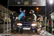 Chris Surman / Adam Quinn – Subaru Impreza