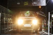 Tyrone Westall / Kit Johanson – Land Rover Wolf XD