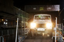 Rob Barr / Danny Hedges – Land Rover Wolf XD