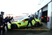 Maxime Martin, 2018 Aston Martin Racing Vantage GTE