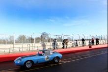 Andy Newall, Jaguar E-type