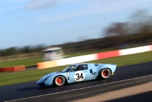 Andy Newall, FORD GT40