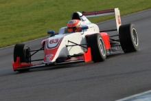 Tristan Charpentier, Fortec Motorsport British F3