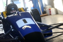 Bentley Ellis, Formula ford