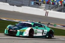 Sheldon van der Linde, Christopher Mies, Kelvin van der Linde, Jeffrey Schmidt, Montaplast by Land Motorsport, Audi R8 LMS GT3