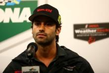 Felipe Nasr Whelen Engineering Racing, Cadillac Dpi