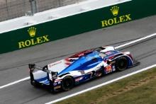 Will Owen, Hugo de Sadeleer, Paul Di Resta, Bruno Senna, United Autosports, Ligier LMP2