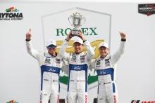 Ryan Briscoe, Richard Westbrook, Scott Dixon, Ford Chip Ganassi Racing, Ford GT