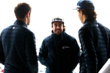 Fernando Alonso, United Autosports, Ligier LMP2
