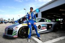 Rick Parfitt Jr, GMG Racing, Audi R8 GT4