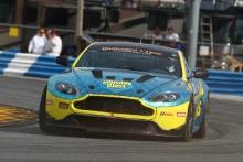 Brandon Kidd, Ramin Abdolvahabi, Automatic Racing, Aston Martin Vantage