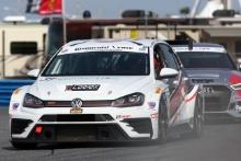 Tanner Rumburg, Luke Rumburg, Jon Miller, Rumcastle LLC, Volkswagen Golf GTI TCR