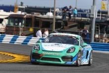 Stevan McAleer, Joe Robillard, Bodymotion Racing, Porsche Cayman GT4