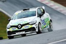 Zak Fulk (GBR) Renault Clio Cup
