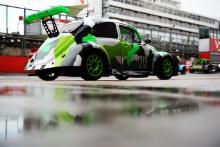 Stuart Hall (GBR) Volkswagon Beetle