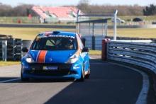 Ben Colburn (GBR) Westbourne Motorsport Renault Clio Cup