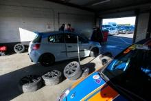 Ronan Pearson (GBR) Westbourne Motorsport Renault Clio Cup