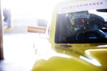 Adam Smalley (GBR) Elite Motorsport Ginetta Junior
