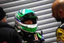 Connor O'Brien Optimum Motorsport Ginetta G40