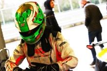 Jonny Wilkinson (GBR) Elite Ginetta Junior