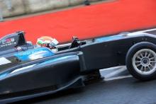 Kris Mahadik (IND) Double R Racing BRDC F3