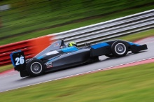 Linus Lundqvist (SWE) Double R Racing British F3