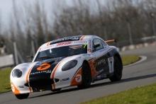 Greg Johnson (GBR) Elite Motorsport Ginetta Junior