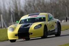 Jonny Wilkinson (GBR) Elite Motorsport Ginetta Junior