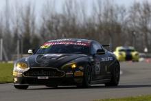 Matt Nicholl Jones (GBR) Academy Motorsport Aston Marting GT4