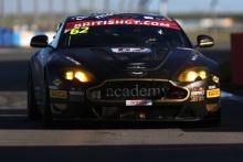 Matt Nicholl Jones (GBR) Aston Marting Vantage GT4