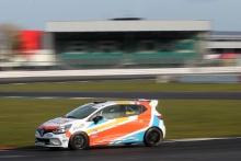 Andy Wilmot (GBR) Matrix Motorsport Renault Clio Cup