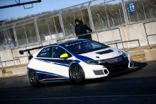 Josh Price (GBR) Pyro Motorsport Honda TCR