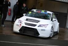 Stuart Lines (GBR) Maximum Motorsport Seat Leon TCR