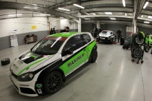 Dennis Strandburg Maximum Motorsport VW Golf