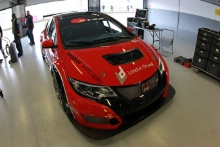 Ollie Taylor (GBR) Pyro Motorsport Honda Civic TCR