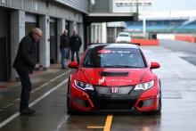 Ollie Taylor (GBR) Pyro Motorsport Honda Civic TCR