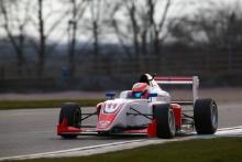 Tristan Charpentier (FRA) Fortec Motorsports British F3