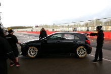 Tom Oliphant (GBR) Ciceley Motorsport Mercedes A-Class