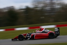 Jamie Sharp (GBR) Sharp Motorsport British F4
