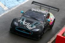 Adam Wilcox (GBR) Hud Motorsports Aston Martin