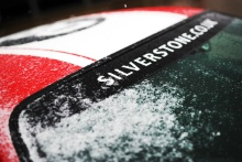 Silverstone in the snow